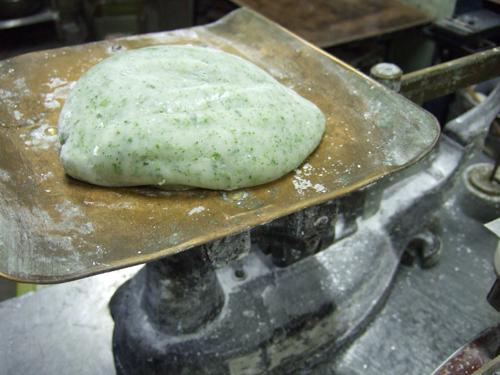 のりなまこ餅(のりかき餅)の作り方(その3)