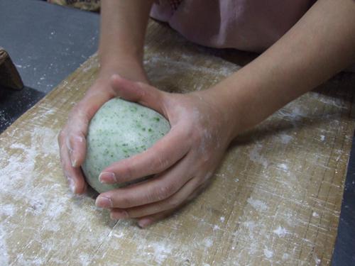 のりなまこ餅(のりかき餅)の作り方(その4)