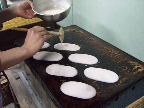 桜餅の作り方(その1)
