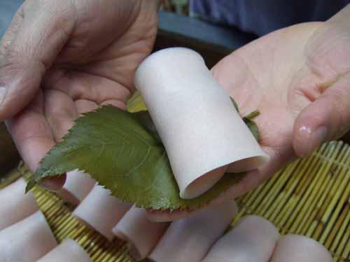 桜餅の作り方(その4)