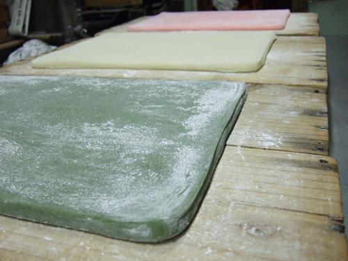 菱餅(ひし餅)の作り方(その3)