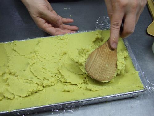 芋ようかん(芋羊羹)の作り方(その3)