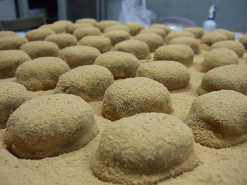 亥の子餅(いのこ餅)の作り方(その6)
