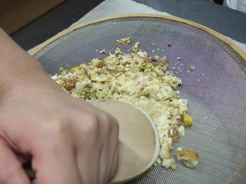 栗きんとんの作り方(その3)